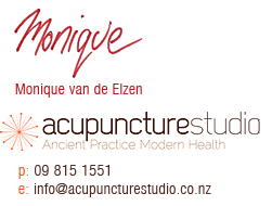 Acupuncture Auckland: Monique van de Elzen